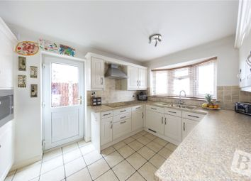 Thumbnail 4 bed detached house for sale in Calmore Close, Hornchurch