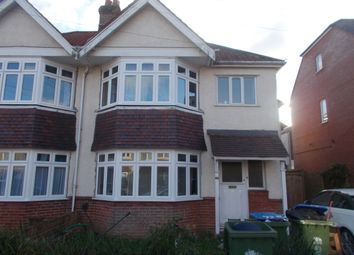 Thumbnail 6 bed semi-detached house to rent in Ripstone Gardens, Southampton
