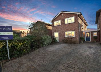 Thumbnail 3 bed link-detached house for sale in Fabricius Avenue, Droitwich Spa, Worcestershire