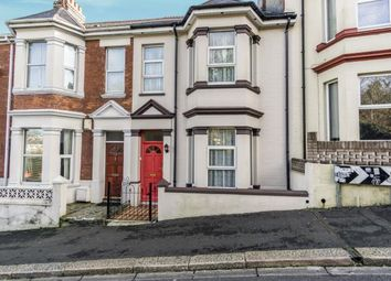 Thumbnail 3 bedroom terraced house for sale in Plymouth, Devon, Uk