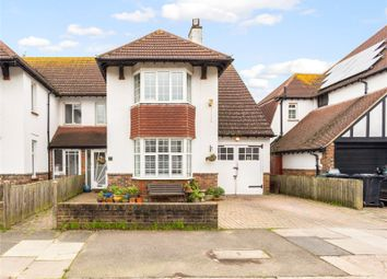 Thumbnail 4 bed semi-detached house for sale in Middleton Avenue, Hove, East Sussex
