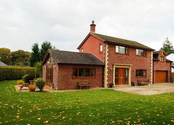 Thumbnail 5 bed detached house for sale in Plains Road, Wetheral, Carlisle