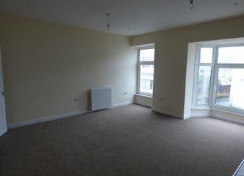Thumbnail 2 bed flat to rent in John Street, Llanelli