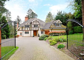 Thumbnail 5 bed detached house for sale in Old Long Grove, Seer Green, Beaconsfield, Buckinghamshire