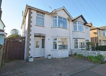 Bassett Road, Bognor Regis PO21. 3 bed semi-detached house for sale