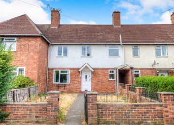 Thumbnail 3 bed terraced house for sale in Cashmore Avenue, Leamington Spa