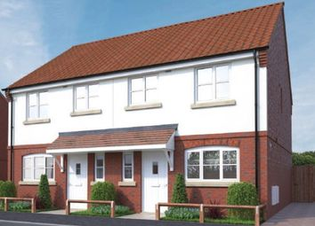 Thumbnail 3 bed semi-detached house for sale in The Herring At Weavers Meadow, Great Cornard, Sudbury