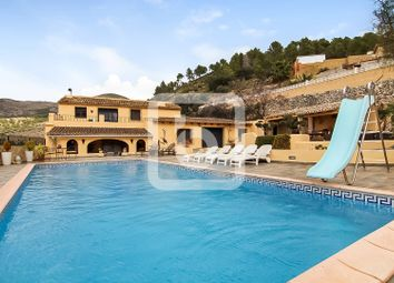 Thumbnail 4 bed finca for sale in Lliber, Costa Blanca, 03729, Spain
