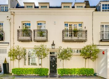 Thumbnail 3 bed mews house to rent in Eaton Mews North, London