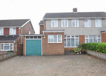 Thumbnail 3 bed semi-detached house to rent in Stephenson Close, High Wycombe
