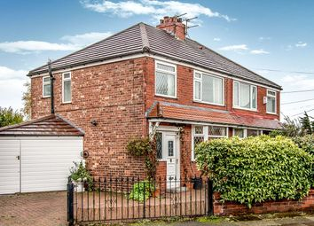 Thumbnail 3 bed semi-detached house for sale in Brecon Drive, Bury