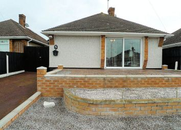 Thumbnail 2 bed detached bungalow to rent in Merton Place, Rhyl