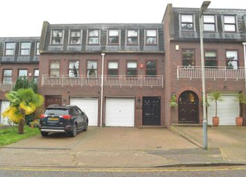 Thumbnail 3 bed town house to rent in Merrows Close, Northwood