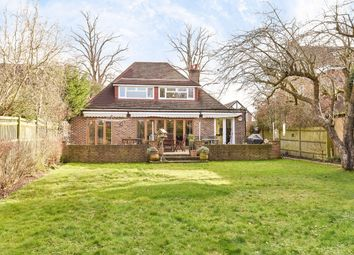 Thumbnail 4 bed detached bungalow for sale in Hillside, Horsham