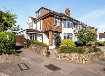 Thumbnail 4 bed semi-detached house for sale in Mayfair Gardens, Woodford Green