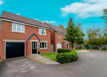 Thumbnail 4 bed detached house for sale in Willow Road, Thornton-Cleveleys
