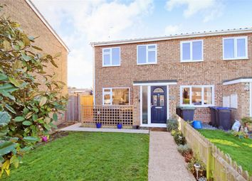 2 bed end terrace house for sale in Norton Avenue, Herne, Herne Bay, Kent CT6