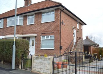 Thumbnail 2 bedroom flat for sale in Hughes Avenue, Whiston, Prescot