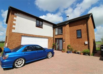 Thumbnail 4 bed detached house for sale in Elm Close, High Hesket, Carlisle, Cumbria