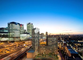 Thumbnail 3 bedroom property for sale in Manhattan Plaza, Canary Wharf, London