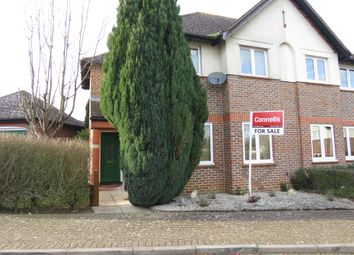 Thumbnail 3 bedroom semi-detached house for sale in Furlay Close, Letchworth Garden City