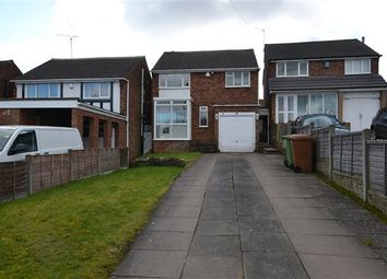 Thumbnail 3 bed detached house to rent in Garnet Avenue, Great Barr, Birmingham