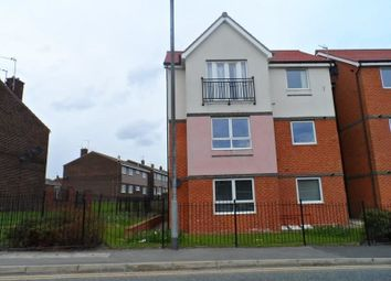 Thumbnail 2 bed flat to rent in Hindmarsh Drive, Ashington