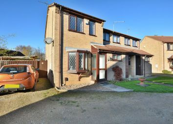 Thumbnail 2 bed end terrace house for sale in Spilsby Close, Lincoln
