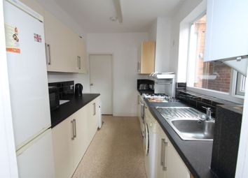 Thumbnail 4 bedroom property to rent in Rydal Street, Leicester