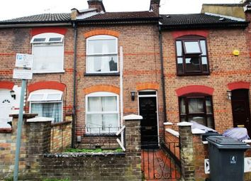 Thumbnail 2 bed terraced house to rent in Winsdon Road, Luton