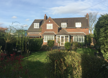 Thumbnail 5 bed detached house for sale in Wellington Road, Timperley, Altrincham