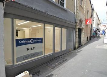 Thumbnail Retail premises to let in 14, Union Passage, Bath