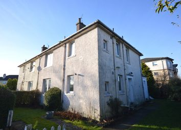Thumbnail 2 bed flat for sale in Johnston Avenue, Clydebank