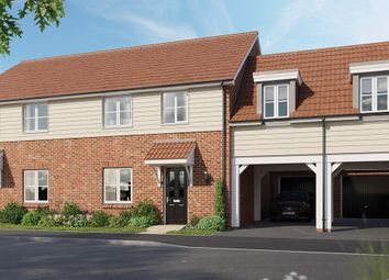 Thumbnail 3 bed detached house for sale in The Hopwood V2, Chapel End Road, Houghton Conquest