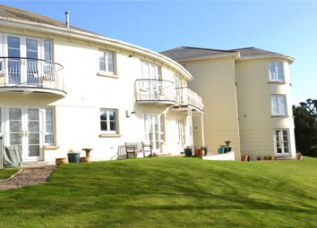 Thumbnail 3 bedroom flat for sale in Elvestone, Fore Street Hill, Budleigh Salterton, Devon