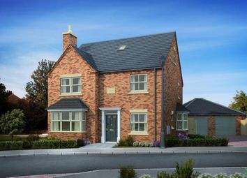 Thumbnail 5 bedroom detached house for sale in Papplewick Farm, Hucknall