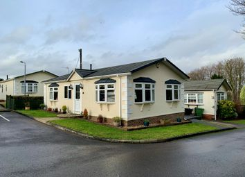 Thumbnail 2 bed mobile/park home for sale in Alresford Road, Winchester