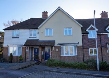 Thumbnail 3 bed terraced house for sale in Brickmakers Meadows, Sevenoaks