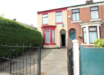 Thumbnail 2 bed property for sale in Thomson Road, Seaforth, Liverpool