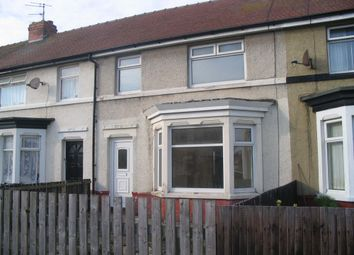 Thumbnail 3 bedroom terraced house to rent in Whinfield Avenue, Fleetwood, Lancashire FY77Lz