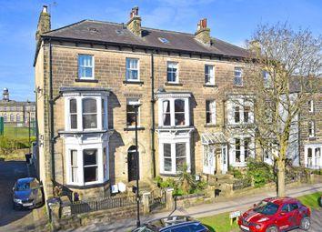 West End Avenue, Harrogate HG2. 3 bed flat for sale