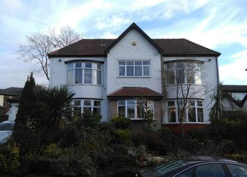 Thumbnail 5 bed detached house for sale in Woodhill Drive, Prestwich