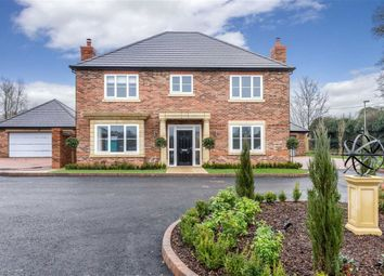 Thumbnail 5 bed detached house for sale in The Horseshoe, Newcastle Road, Nantwich