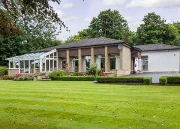 Thumbnail 4 bed bungalow for sale in Mill Road, Bothwell, Glasgow, South Lanarkshire
