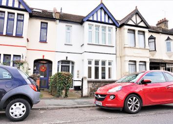Thumbnail 4 bedroom terraced house for sale in Central Avenue, Southend-On-Sea