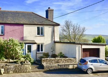 Thumbnail 2 bed cottage for sale in Lewdown, Okehampton