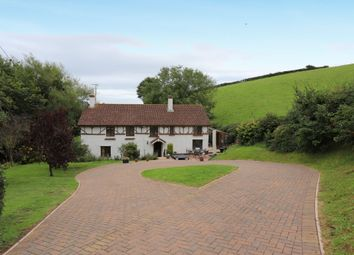 Thumbnail 4 bed detached house for sale in Teignmouth