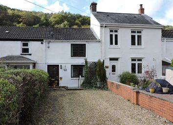 Thumbnail 2 bed cottage for sale in Heol Twrch, Lower Cwmtwrch, Swansea