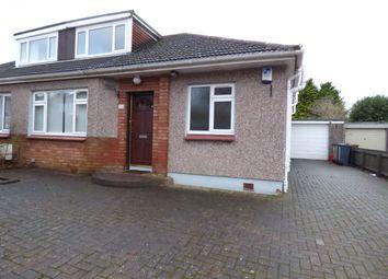 Thumbnail 1 bed semi-detached house for sale in Drumbrae Park, Edinburgh