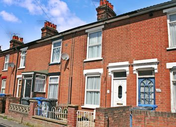 Thumbnail 3 bed terraced house for sale in Rosebery Road, Ipswich